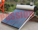 0.5 Bar Evacuated Tube Solar Hot Water Heater For Swimming Pool 200L