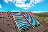 20 Tubes U Tube Solar Collector For Shower Long Lifetime OEM / ODM Available