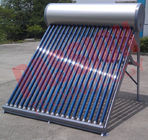304 Mirror Non Pressurized Solar Water Heater Vacuum Tube With 200 Liter Tank
