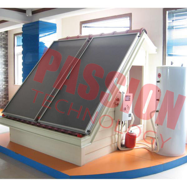 300L Flat Panel Split Pressure Solar Water Heater for Demestic Hot Water