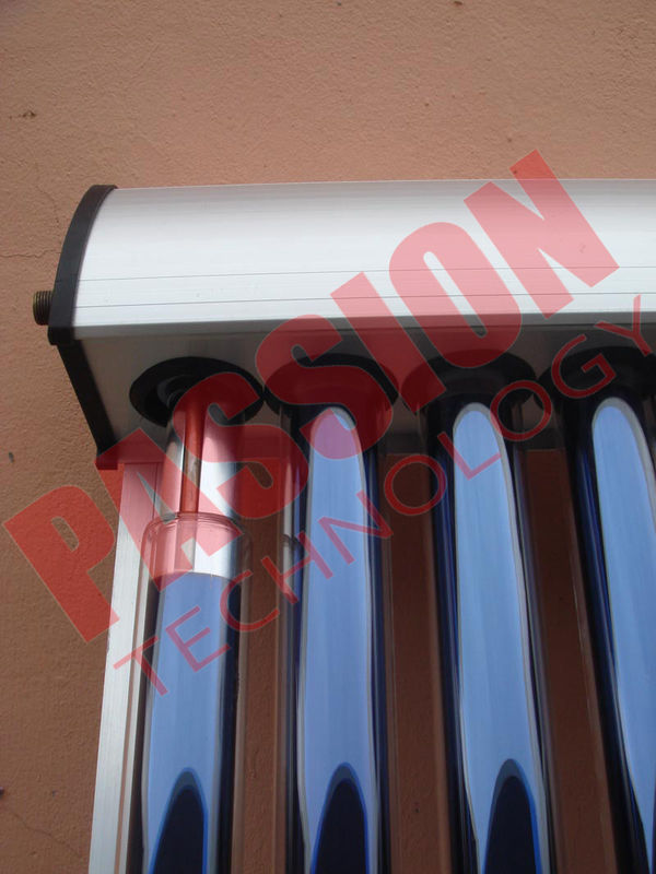 Aluminum Alloy 18tube High Pressurized U Pipe Solar Panel Solar Collector Pool Heating Collector