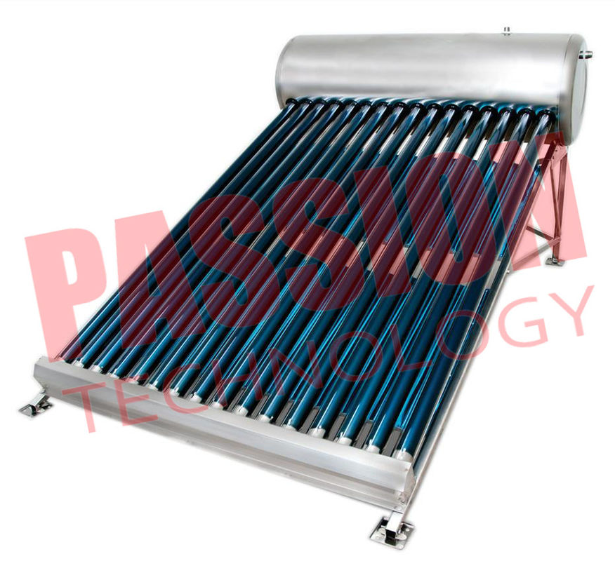 Vacuum Tube Solar Hot Water Heater