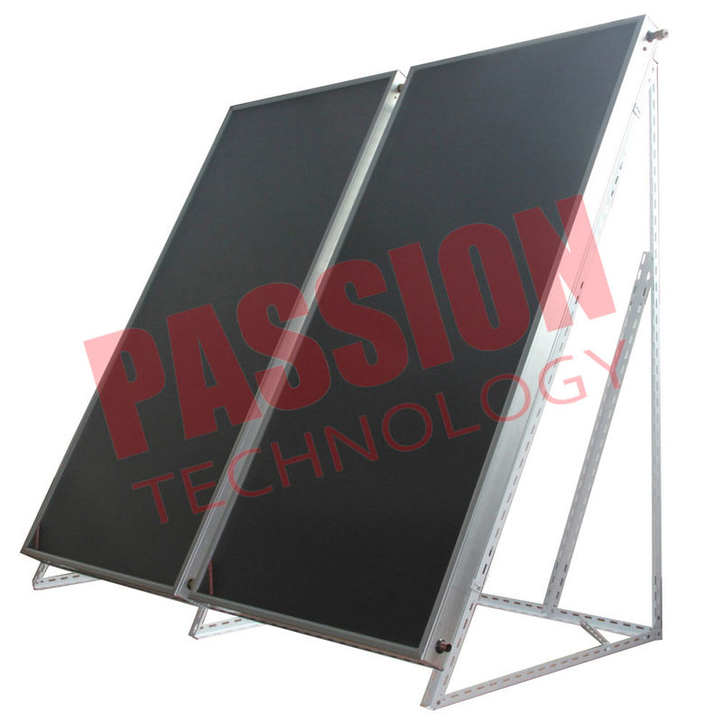 High Performance Flat Plate Thermal Solar Collector